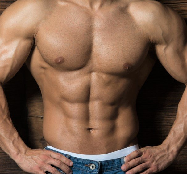 How The 'Perfect Male Body' Has Changed Over The Last 10 Years