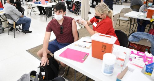 Biden to move up deadline for adult eligibility for COVID vaccine