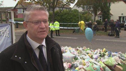 Andrew Rosindell MP: 'We cannot let evil destroy democracy'