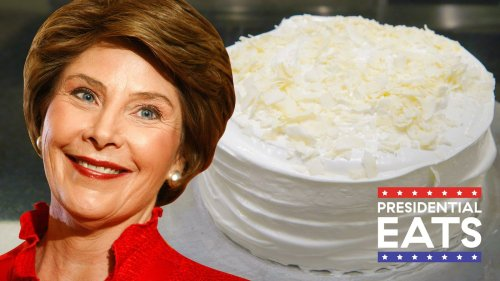 Former Presidential Chef Reveals Laura Bush's Fave Dessert And Funniest Moments With The First Lady