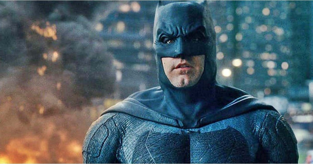We now know who would have played Batman if Ben Affleck said no