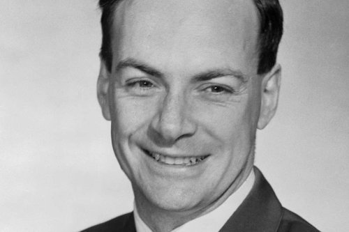 Richard Feynman: Born on this day in 1918