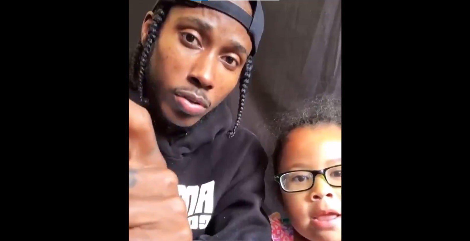 Black dad's rant slamming critical race theory goes viral