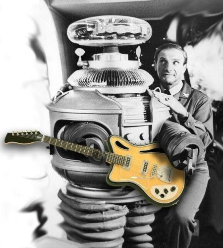 Guitar, Bass And Music/Audio Production cover image