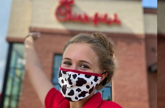 If You Say 'My Pleasure' To Chick-Fil-A Employees, This Happens