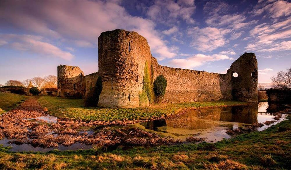 7 Impressive Norman Castles Built by William the Conqueror