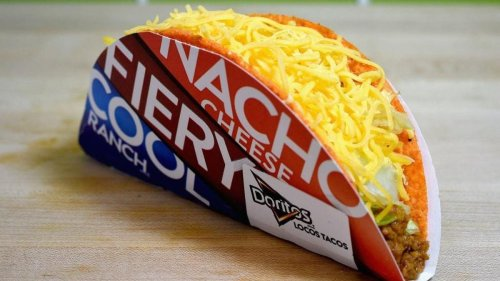 This Woman Was Missing Her Doritos Locos Tacos, Then She Saw This...