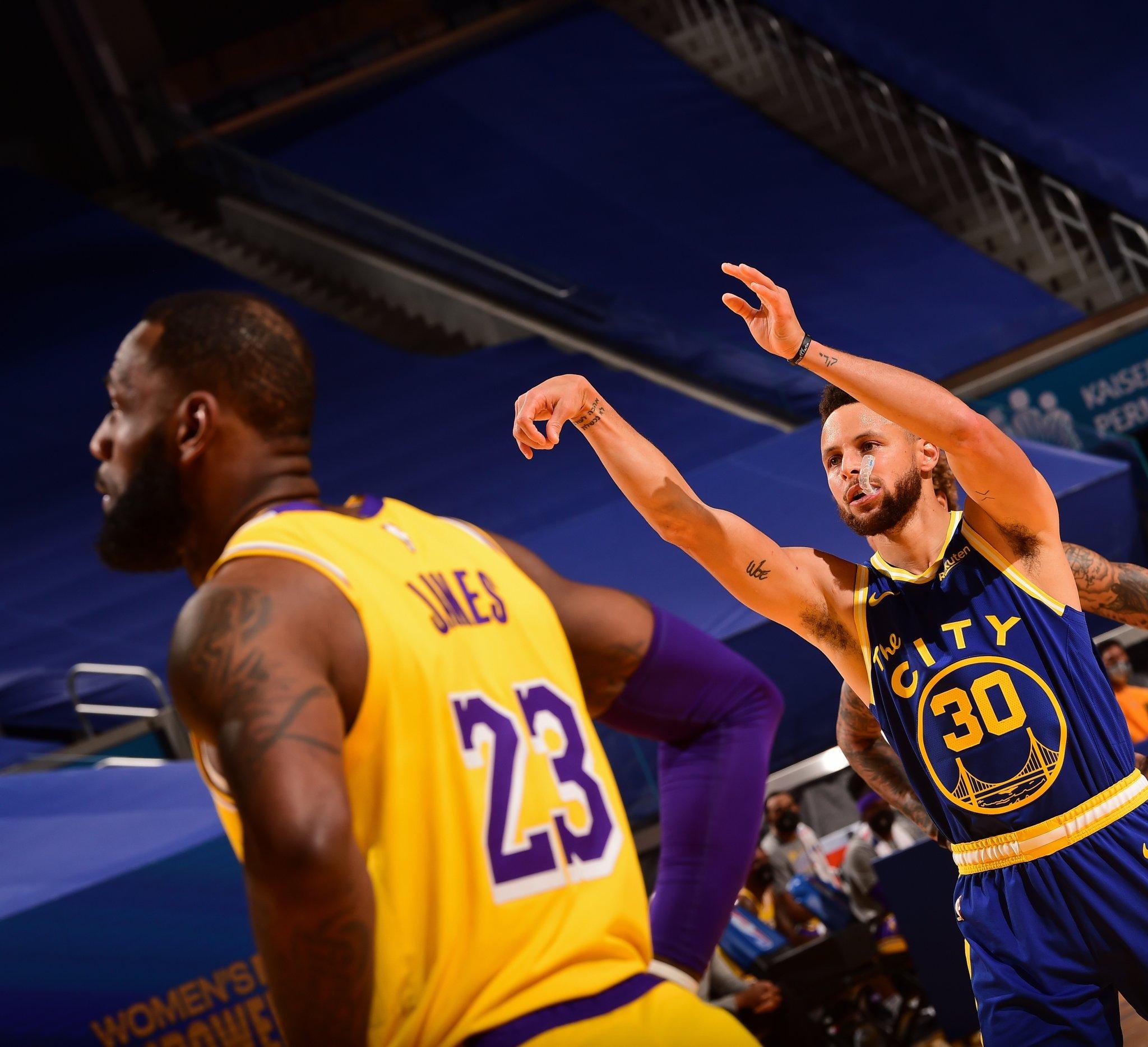 New Twist to NBA Playoffs