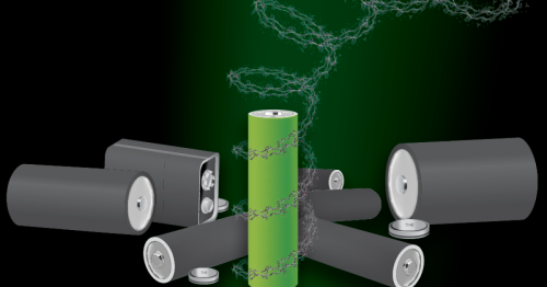 Experimental chlorine battery holds 6 times more charge than lithium-ion