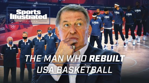 Daily Cover: Jerry Colangelo Discuss Getting Dwyane Wade on Team USA