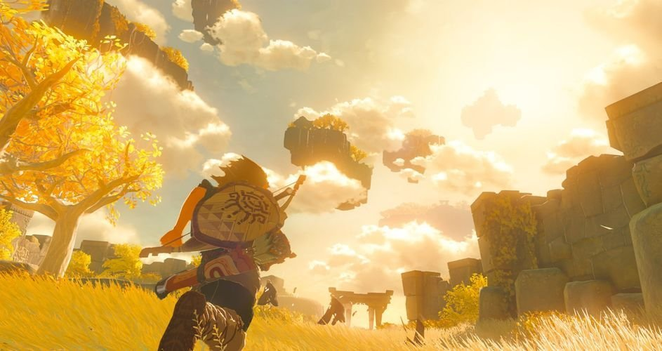 A Piece Of Concept Art Could Hold Breath Of The Wild 2's Biggest Secret