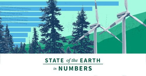State of the Earth  in Numbers
