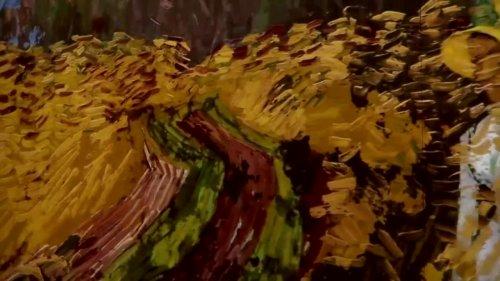 Van Gogh's immersive exhibit dazzles New Yorkers
