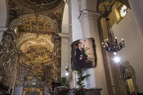 Judge slain in Sicily by mafiosi put on path to sainthood
