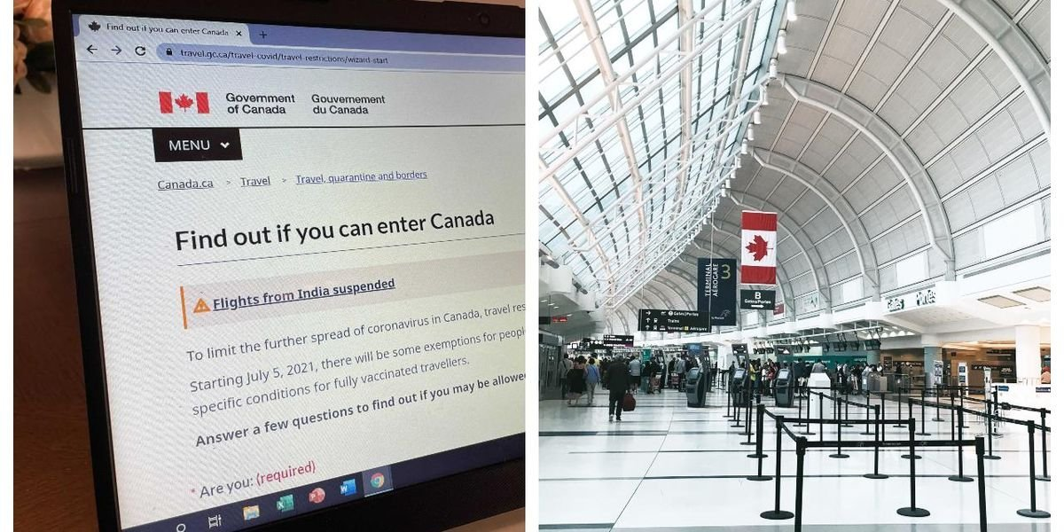 This Quiz Tells You Whether Or Not You're Allowed To Travel To Canada Right Now