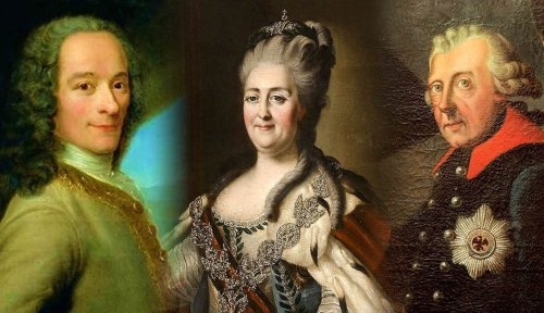 Enlightened Despots in the Absolutist Era
