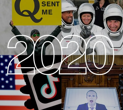 The Year in Tech Review 2020