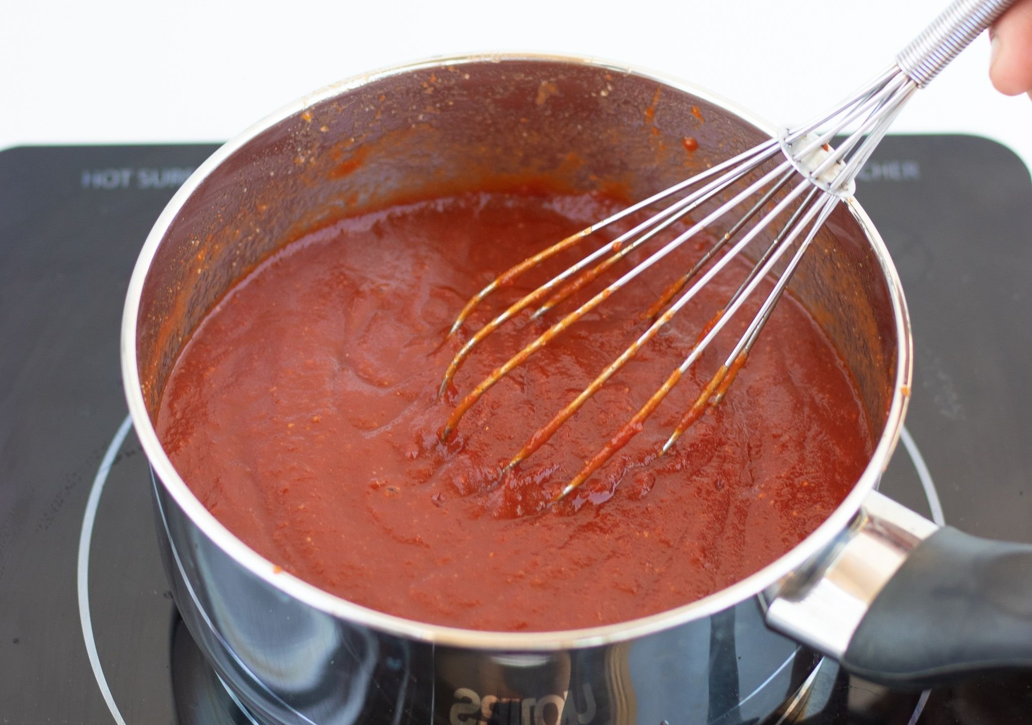 Easy Low Carb Keto BBQ Sauce