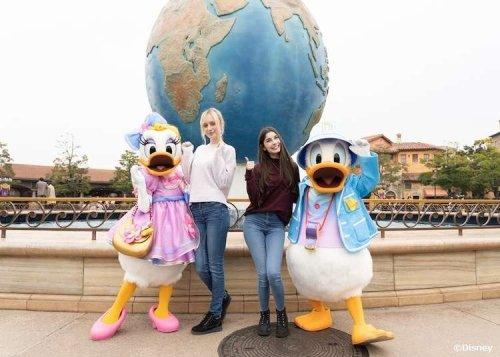 Experience the Magic of Tokyo Disney Resort!