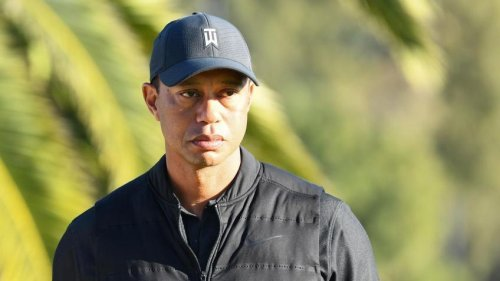Tiger Woods didn't brake during the accident