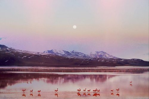 Sublime beauty: A journey to the most surreal places on Earth