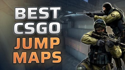 Test your CSGO MOVEMENT with these jump maps!