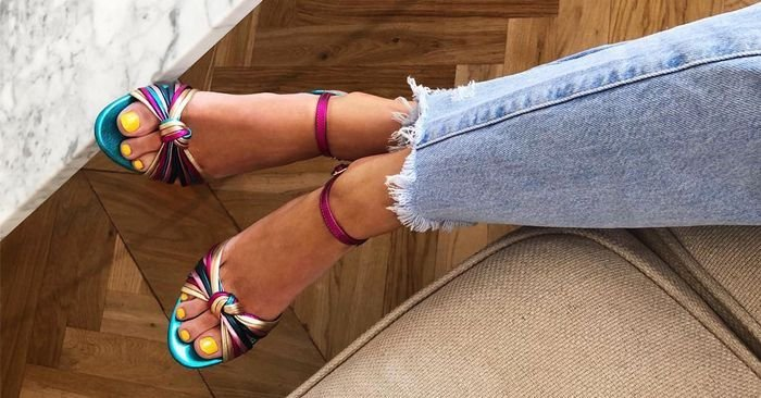 28 beautiful summer shoes I just want to stare at for a while