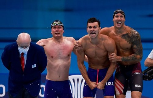 America's Gold Medal Winners at the Tokyo Olympics Thus Far