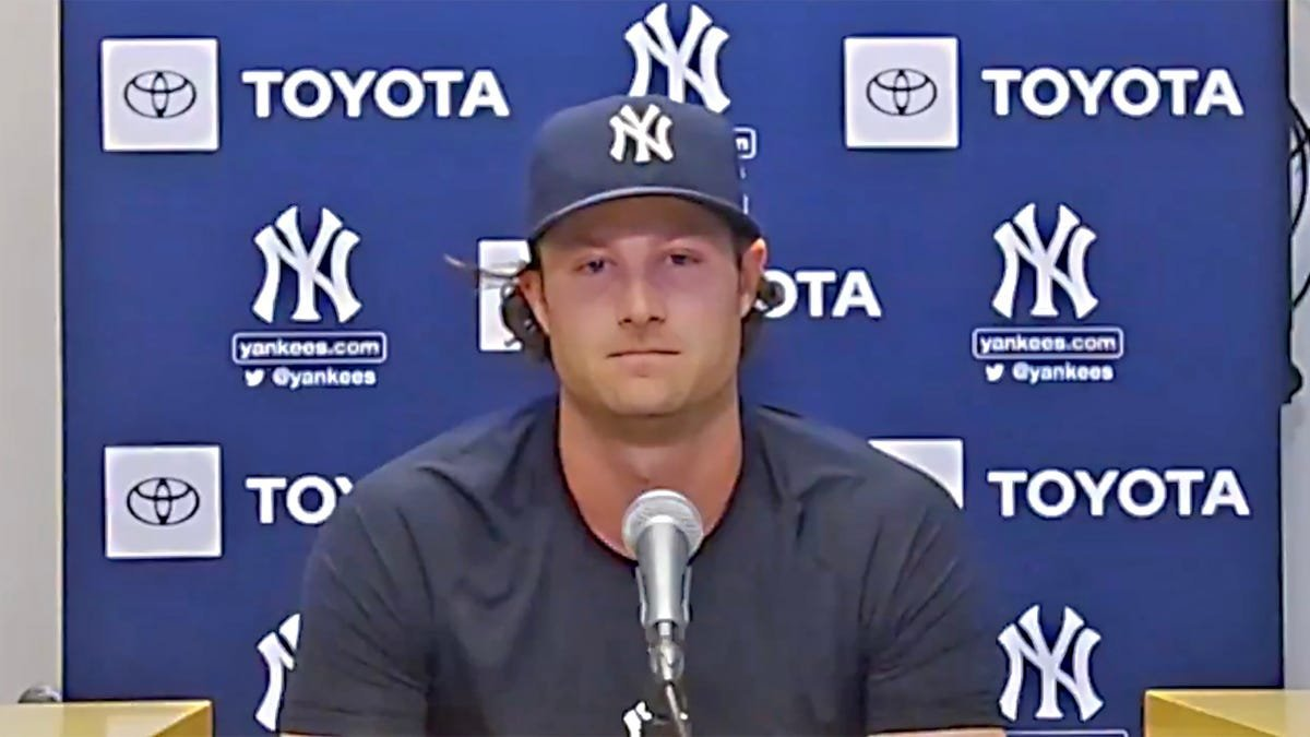 Gerrit Cole gives away the game