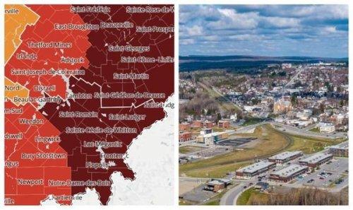 Ces secteurs du Québec changent de zone et voici quand