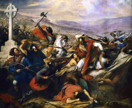 Tours: The Armies of Islam Reach Southern France