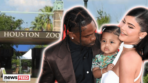 Kylie Jenner Causes MAJOR Chaos During Family Zoo Outing!