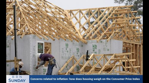 BRN Sunday | Concerns related to inflation: how does housing weigh on the Consumer Price Index