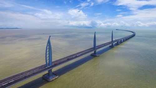 Meet the World's Longest Sea-Crossing Bridge and 4 Other Awesome Bridges