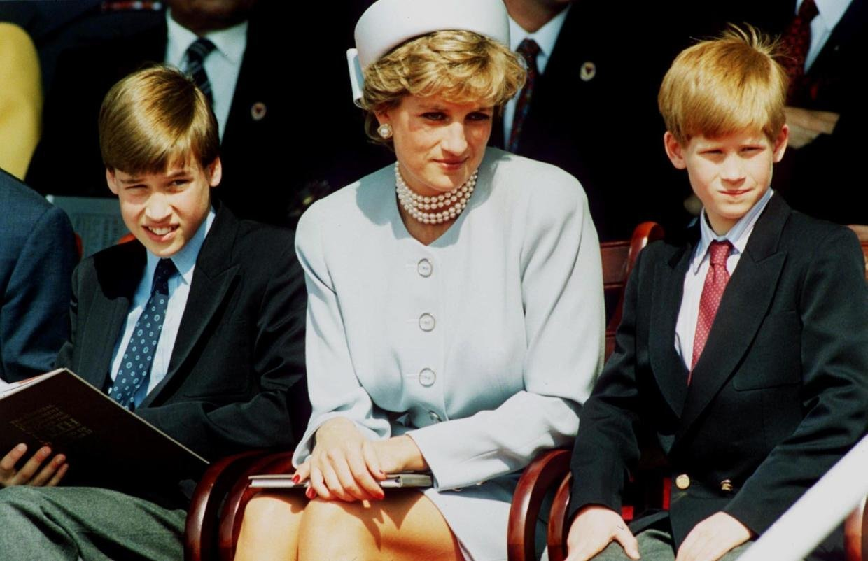 William and Harry slam BBC after investigation into Diana's 1995 interview
