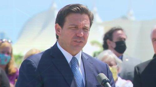 DeSantis sues CDC, Biden administration over cruise ship shutdown