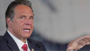 NY Gov. Cuomo Allegedly Kissed a Former Aide Without Consent