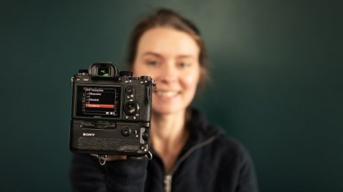 Getting started with your Sony camera