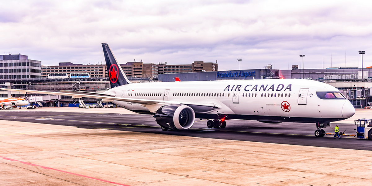 Canada's Airlines Are Calling On The Feds To Introduce Plans For Restarting Trav