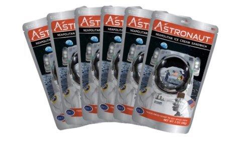 No Astronaut Has Ever Eaten Astronaut Ice Cream in Space