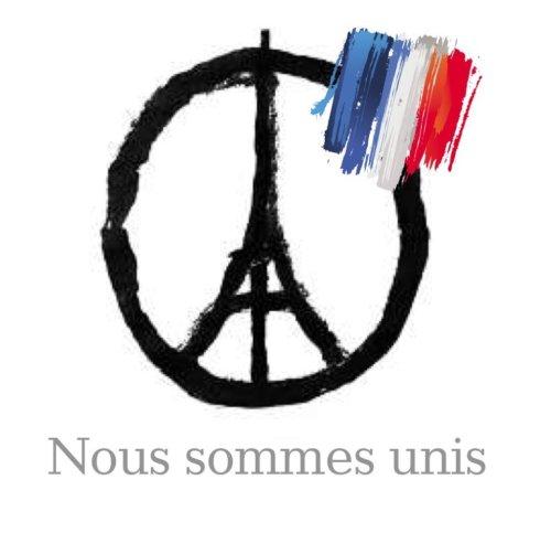 #ParisAttacks @goetageblatt cover image