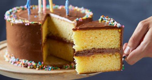 This Cake Will Be A Hit At Your Next Birthday Party