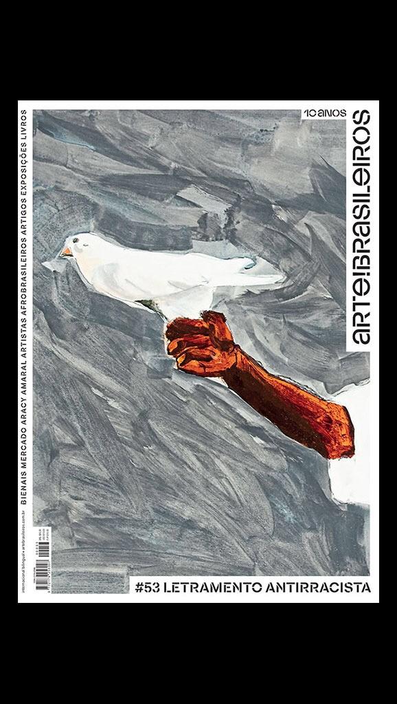 ARTE!BRASILEIROS #53 - cover