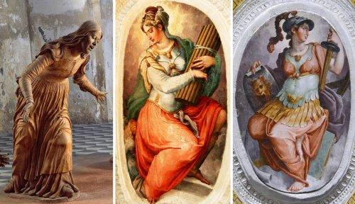 3 Breathtaking Artworks At The Vasari Sacristy In Naples