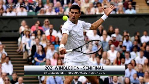 Wimbledon Day 11 Recap: Novak Djokovic and Matteo Berrettini Set to Square Off in Gentlemen's Final