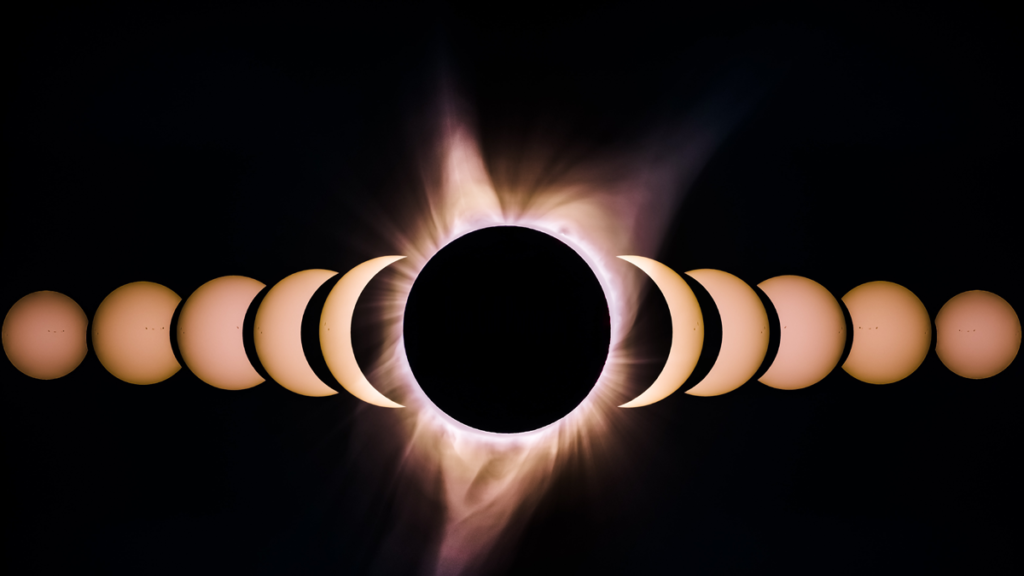 Ring of Fire Solar Eclipse will be Visible at Dawn on East Coast