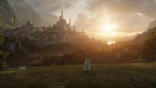 Amazon's Lord of the Rings First Look!