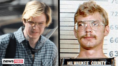 Evan Peters Becomes Serial Killer Jeffrey Dahmer In CHILLING 1st Look!