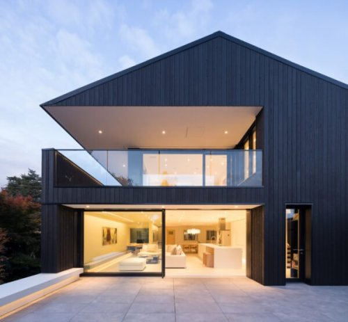 Sustainable and Mass Timber Architecture