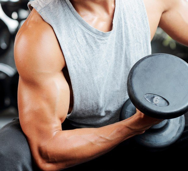 When You Stop Lifting Weights, This Is What Happens